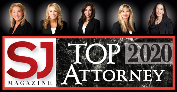 Charny Karpousis Altieri & Donoian, P.A. Attorneys Once Again Named SJ Magazine Top Attorneys